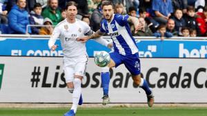 Real Madrid uz dosta muke slavio protiv Alavesa