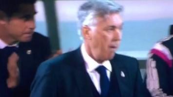 Ancelotti kopirao Ronaldovo slavlje