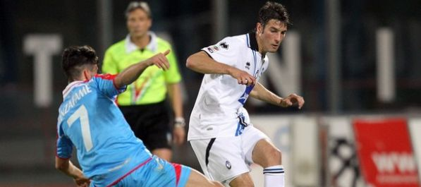 Catania sigurna protiv Atalante