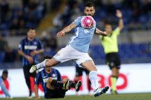 Inter nemoćan u Rimu, Lulić asistent