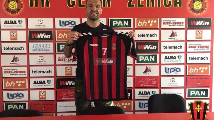 Adis Nurković je novi igrač NK Čelik