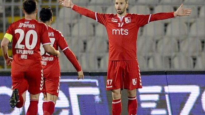 Promjena trenera godila bh. fudbaleru: Nermin Haskić donio Radničkom pobjedu
