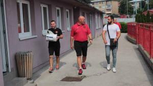 Bošnjaković i Smajić u Fojnicu vode 30 fudbalera Slobode