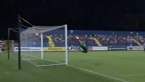 Spektakularan gol bivšeg fudbalera Sarajeva protiv Budućnosti