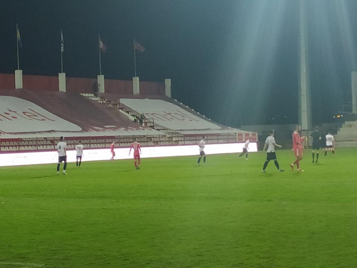 Prvi gol Anđušića za Velež