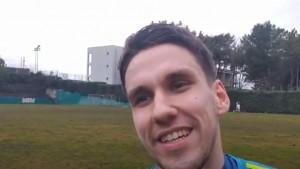 Mešanović: Croatia je odličan klub, nadam se da ćemo slaviti plasman u HNL