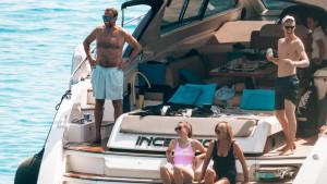 """Klopp cijelu porodicu odveo na Mediteran, dnevno iznajmljivanje jahte """"prava sitnica"""""""