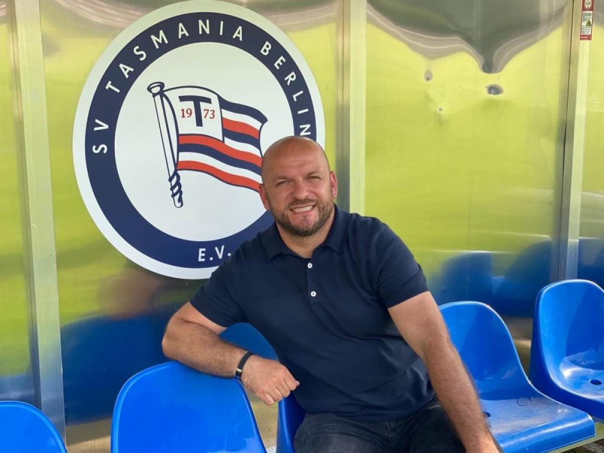 Bosanac na čelu kluba iz Berlina: Vremena će trebati, no napravit ćemo lijepu fudbalsku priču