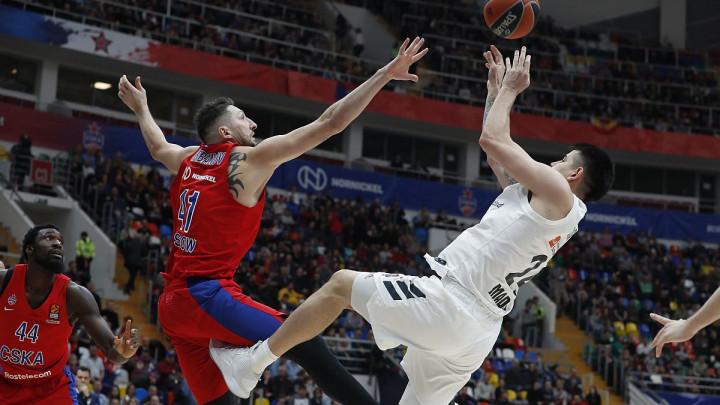 CSKA u dramatičnoj završnici bolji od Reala