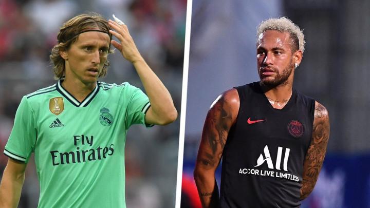 Real Madrid poslao ponudu za Neymara: Sada je jasno zašto je Zidane izostavio Modrića iz ekipe