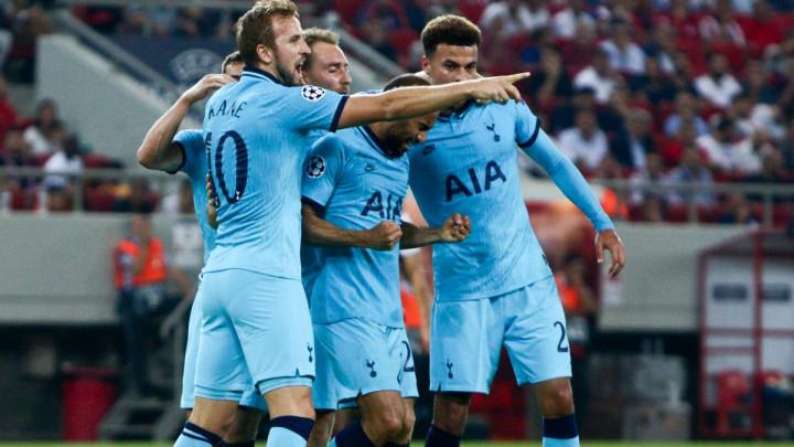 Tottenham u Atini vodi 2:0, fantastičan gol Lucasa Moure