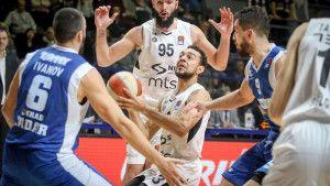 Veličković i Williams-Goss odveli Partizan do pobjede nad Zadrom