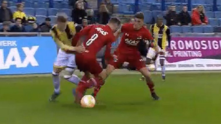 Odegaard potezom zasjenio sva četiri gola na meču Vitessea i AZ-a