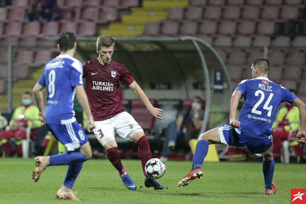 Slavni Lazio želi fudbalera Sarajeva!