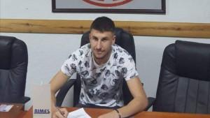 Anis Davedžić napustio NK Zvijezda