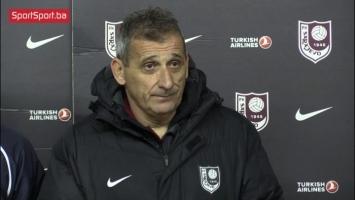 Švrakić: Rezultat nam daje pravo da mislimo na polufinale