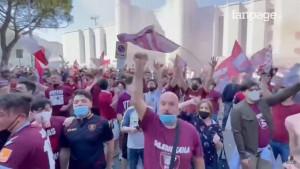 Tragedija tokom proslave Salernitaninog plasmana u Seriju A