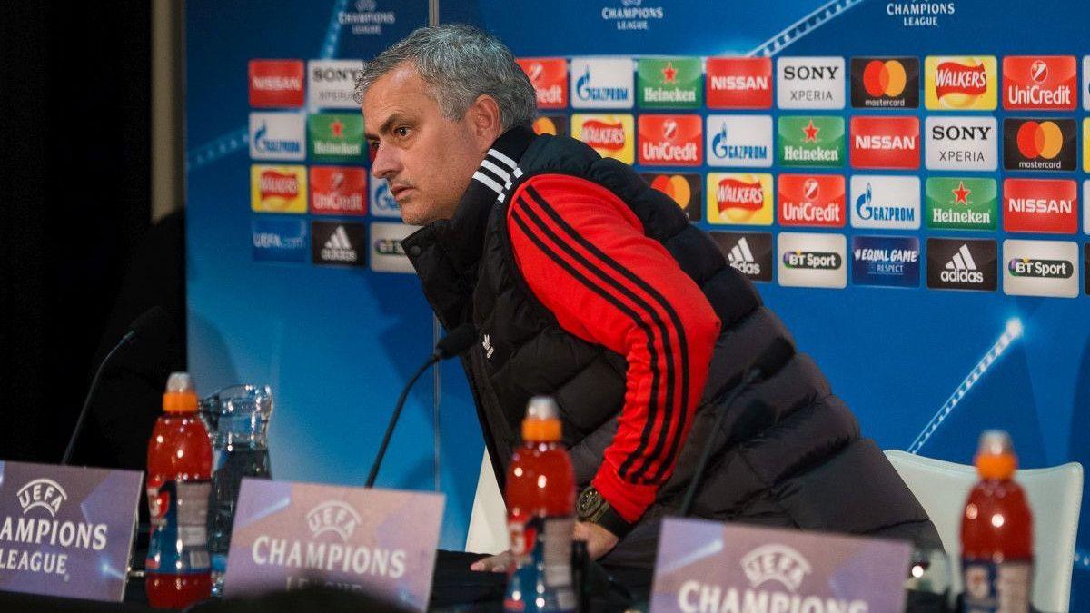 Mourinho pred Sevillu saznao lijepe vijesti