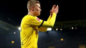 Haaland proglašen za igrača mjeseca u Bundesligi iako je odigrao svega 60 minuta