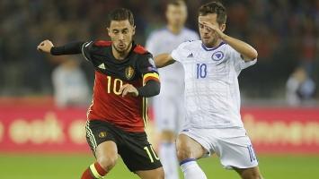 UEFA objavila tačan termin utakmice BiH - Belgija