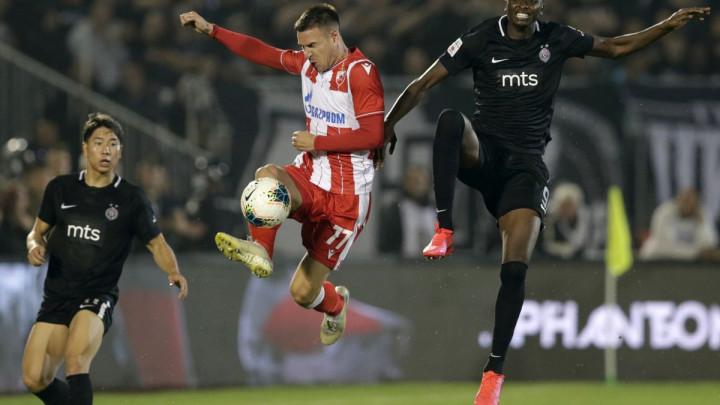 Partizan slavi Sadiqa - Španci, Francuzi i Nijemci čekaju u redu