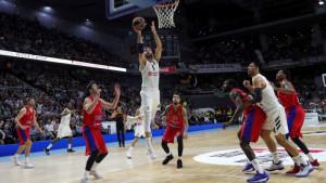 CSKA deklasirao Baskoniu