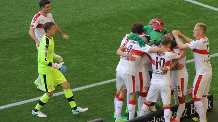 Stuttgart i Hannover se vratili u Bundesligu