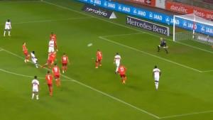 23 sekunde za prvi gol u petom kolu Bundeslige