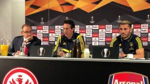 Emery izostavio dvojicu igrača za meč Evropske lige uz objašnjenje koje je nekima čudno