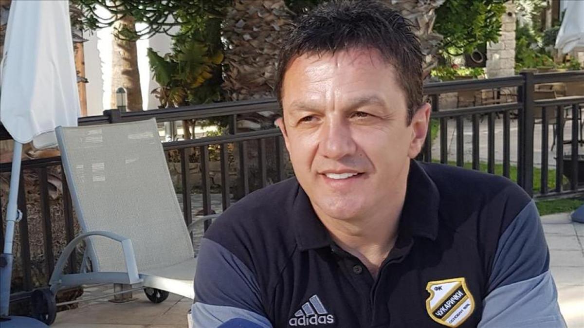 Bivši trener Željezničara preuzeo Radnički iz Niša