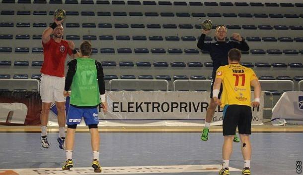 I Estonci obavili trening u Vitezu