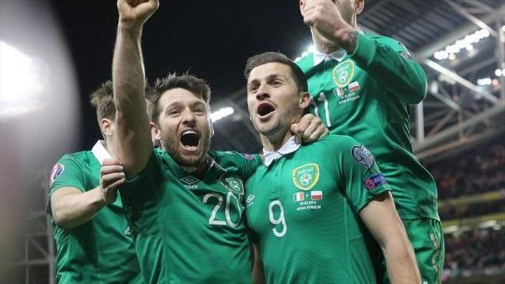 Irci protiv Holandije prije Eura