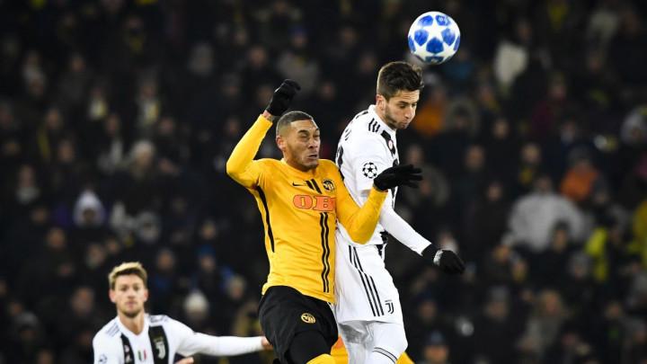 Senzacionalna pobjeda Young Boysa protiv Juventusa, United poražen u Valenciji