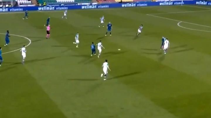 Brahim Diaz igrao samo pet minuta za Milan i očarao navijače