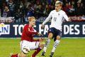 Lacazette i Giroud za pobjedu Francuske nad Danskom