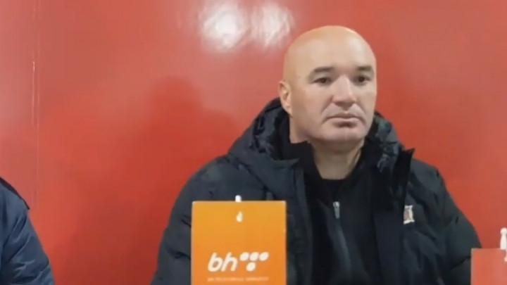 Bošnjaković: Možemo biti zadovoljni ovim bodom