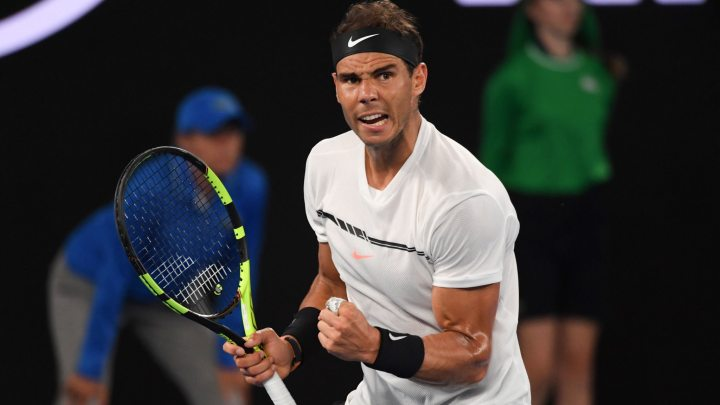 Spektakl u finalu: Nadal zakazao novi duel s Federerom