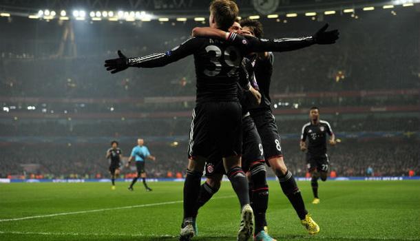 Od Arsenala ostalo samo ime: Bayern protutnjao Emiratesom