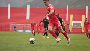 Georgijević ponovo pogodio, ovaj put je bio junak svog tima