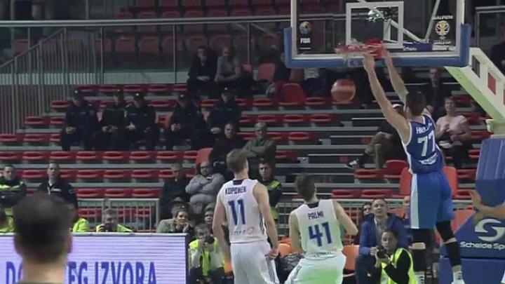 FIBA se našalila: Da li se ova akcija u BiH zove avlija-oop?