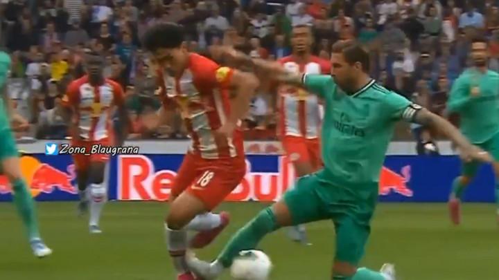 Neko bi Ramosu trebao objasniti da Real igra prijateljsku utakmicu