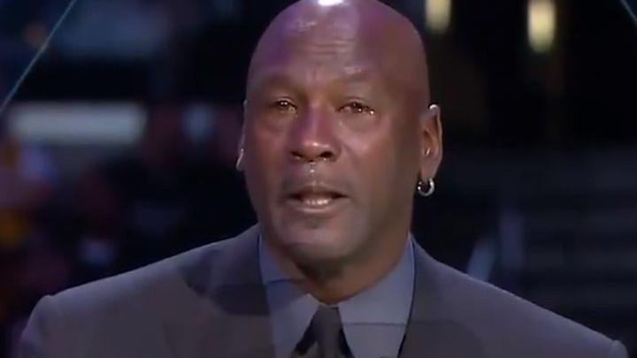 """Jordan nije mogao zadržati suze: """"Kobe mi je bio kao mali brat, slao mi je poruke u dva ujutro..."""""""