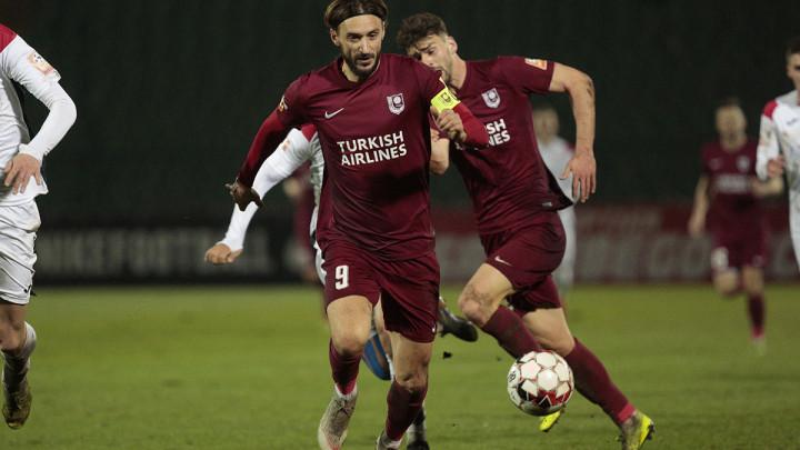 Ahmetović pogodio za 0:2 u Bijeljini