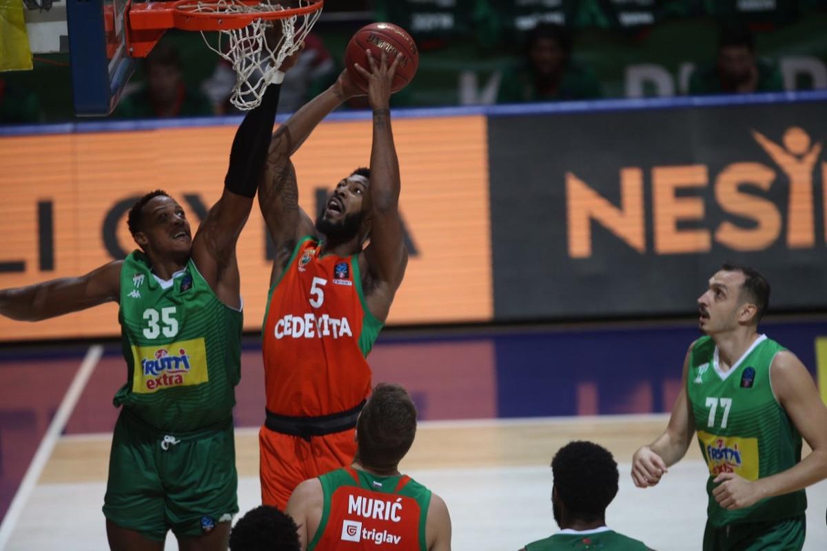 Cedevita - Olimpija savladala Bursaspor