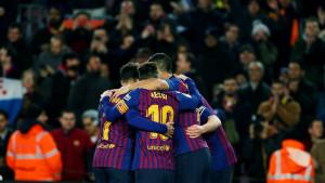 Barcelona pregazila Sevillu i plasirala se u polufinale Kupa Kralja