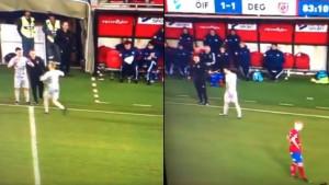 Bizarnije od ovoga ne može: Igrač ušao u igru i već nakon 10 sekundi zbog povrede napustio teren