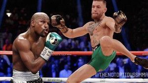 """McGregor se teško nosi sa porazom, prijeti da će """"pokopati"""" Mayweathera"""