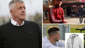 Outfiti igrača i trenera Premijer lige: Neki nose košulje od 600 eura, ali s Husrefom ne može niko