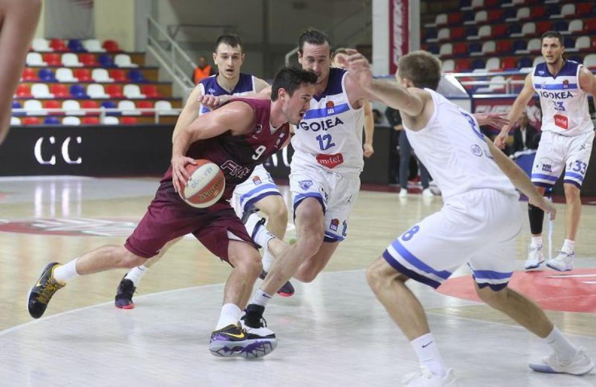 FMP nanio Igokei i četvrti poraz u novoj sezoni ABA lige