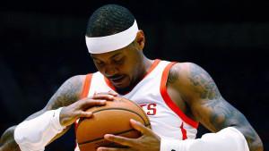 Carmelo o sjedenju na klupi: Nadam se da ću se navići